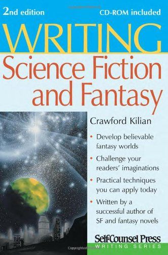 sci fi writing advice from writers