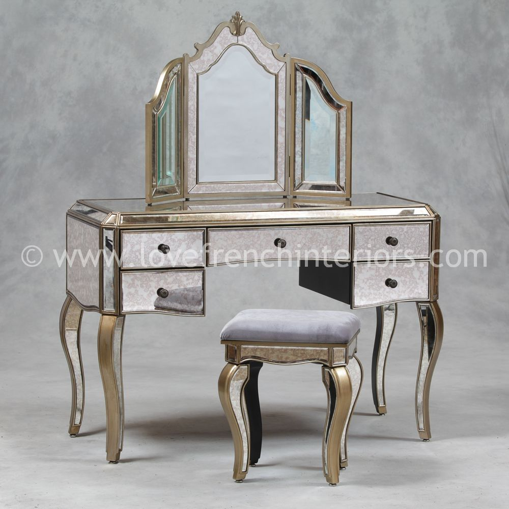 Dressing table with mirror antique venetian dressing table mirror  favorite things  pinterest