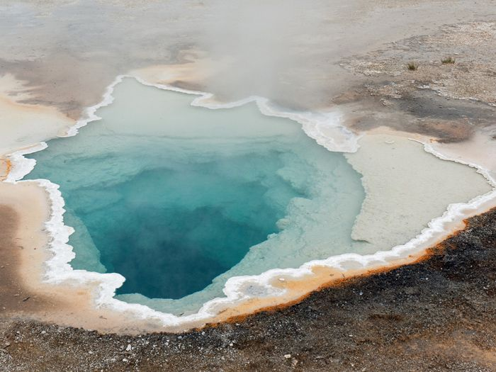 Doublet Pool, Yellowstone