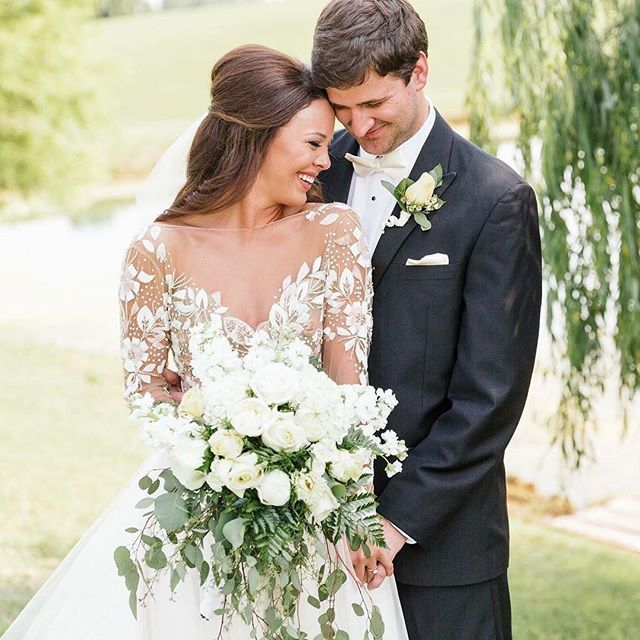 Amazing Wedding Dress From Maggie Louise Bridal Boutique In Memphis,  Tennessee. Photo By Lela