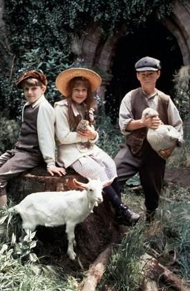 The Secret Garden | El jardin secreto pelicula, Jardines ...