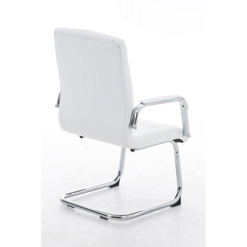 Chaise De Bureau Sans Roulettes Fauteuil Chaise De Bureau Sans