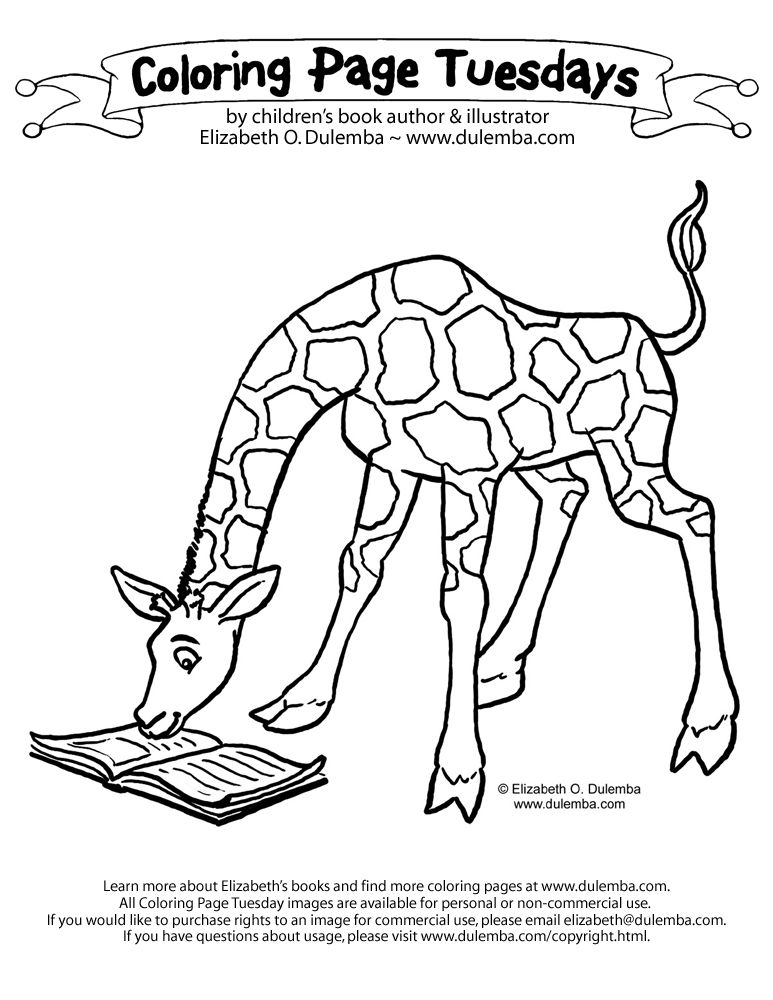 Baby Giraffe Coloring Pages Baby Giraffe Coloring Pages For Kids Giraffe Coloring Pages Cute Giraffe