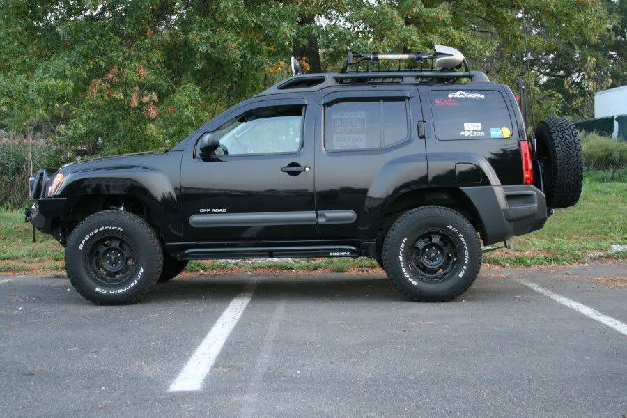 Rejuvenation Project Second Generation Nissan Xterra