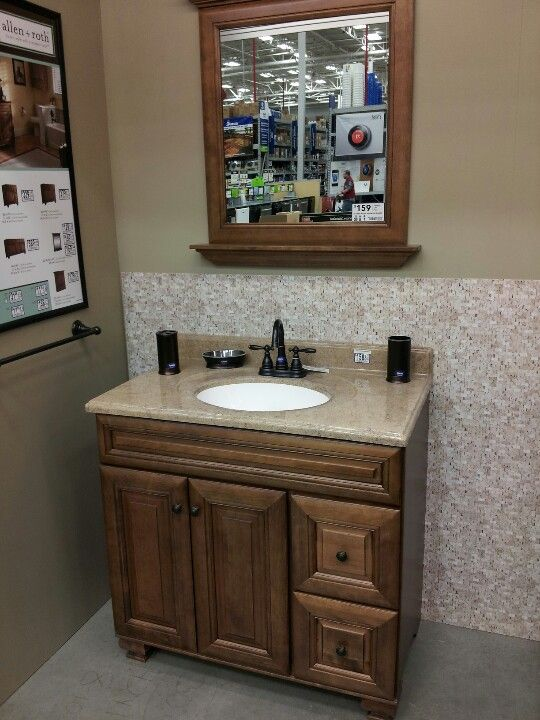 Vanity Top Color W Oil Rubbed Bronze Faucet With Images