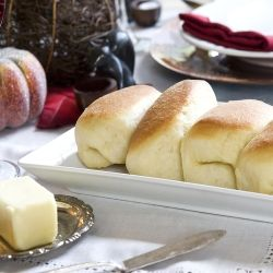 Parker House Rolls by SimplyGourmet