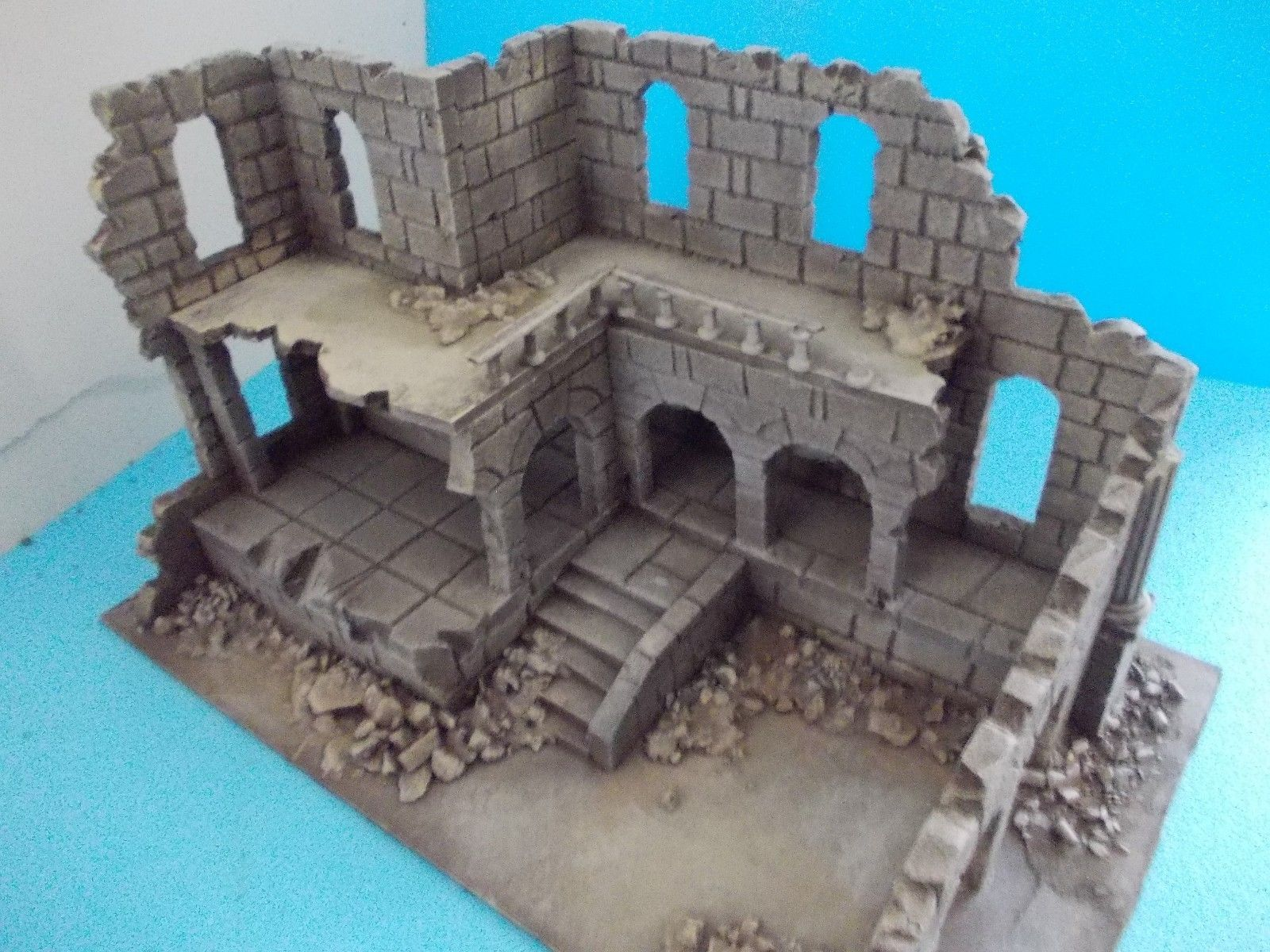 how to build a terrian for 3d game