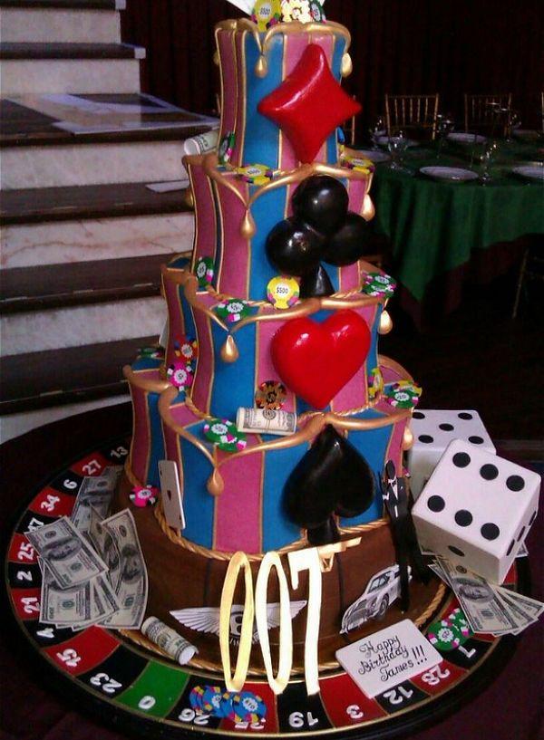 Outstanding Custom Cakes In Brooklyn Casino Birthday Cake Custom Cakes In Funny Birthday Cards Online Inifodamsfinfo