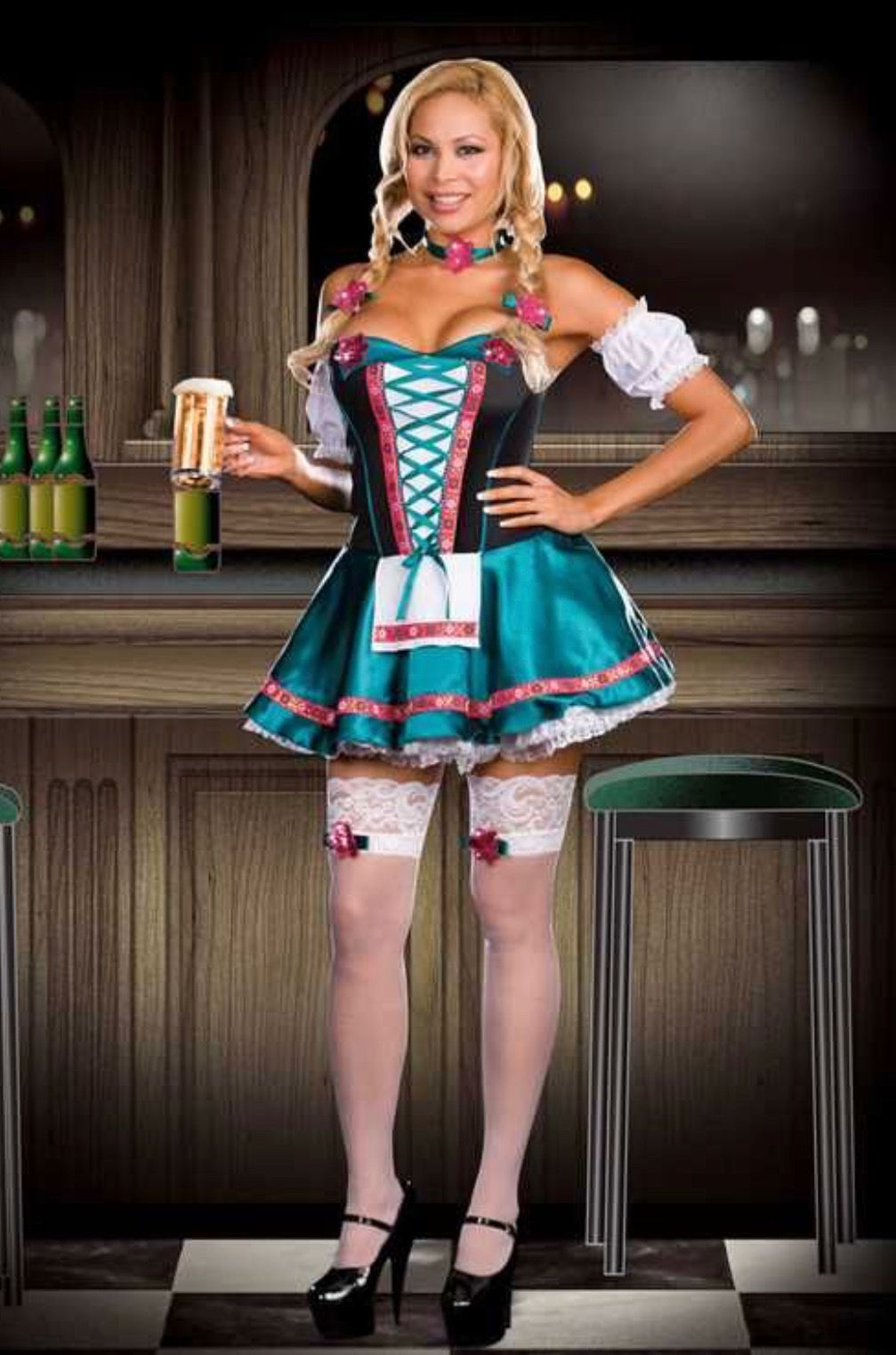 Halloween 2020 Costumes Pirate Barmaid Pin by OldAbnInf🇺🇸 on Ocktoberfest in 2020 | Fashion, Style