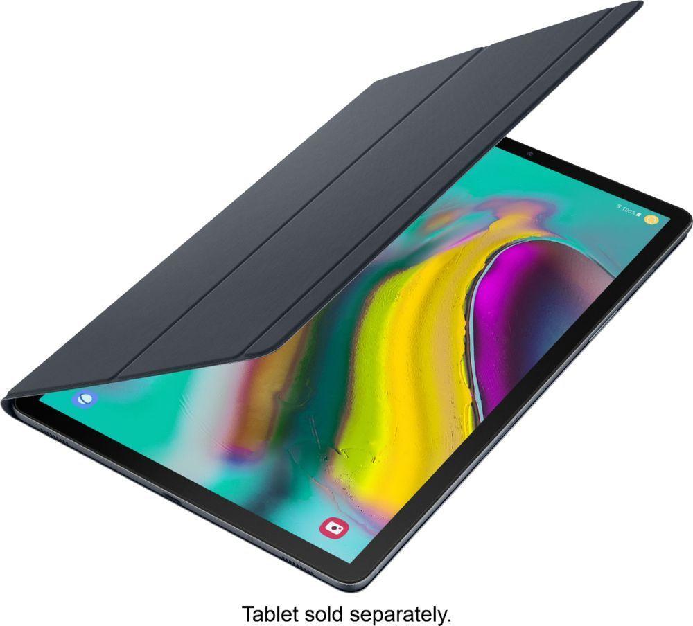 Samsung Book Cover For Samsung Galaxy Tab S5e Black Samsung Galaxy Samsung Galaxy Tab Galaxy Tab