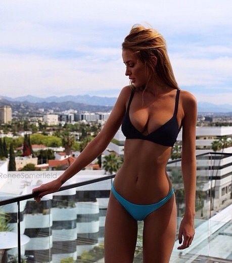 Pinterest Best H: Fitness Model Renee Somerfield's Best 25 Motivational