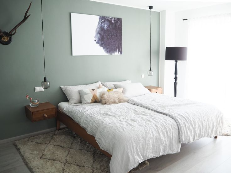 connox beunique Schlafzimmer mit Sage Schlafzimmer