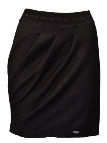7da1abf4a0a4 Lacoste + Maladrino Women s Spiral Skirt 100% Wool Mini skirt - Black  Lacoste.  114.98