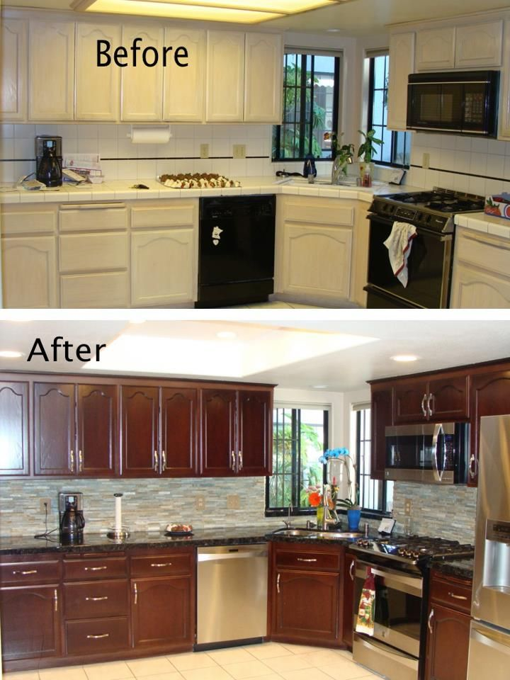 Environment Friendly Water Base Dye Stains General Finishes Home Kitchens Beautiful Kitchen Cabinets Kitchen Remodel