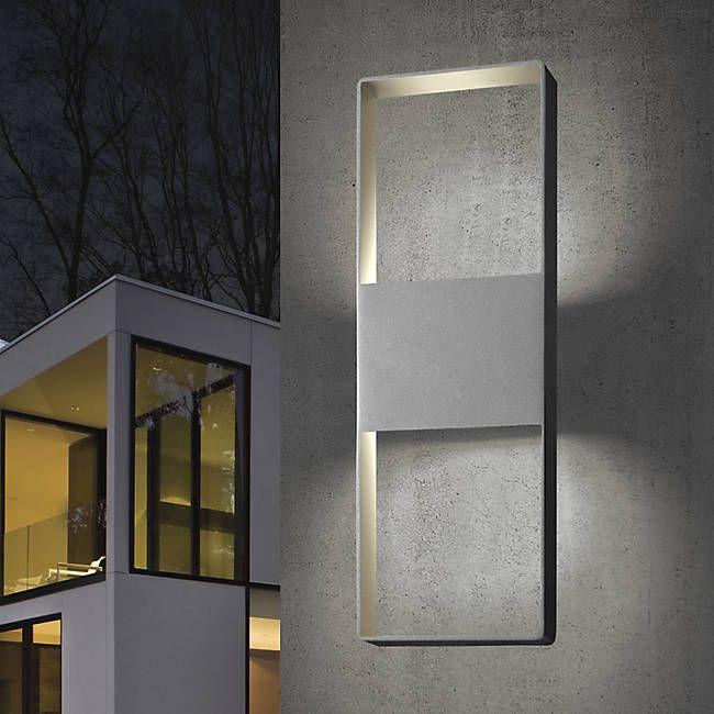modern outdoor wall sconce light