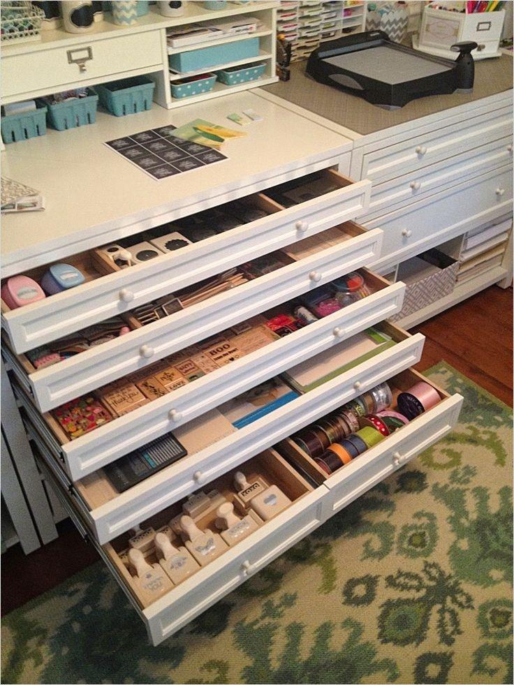41 Inexpensive Ikea Scrapbook Room For Storage Ideas Craft Room