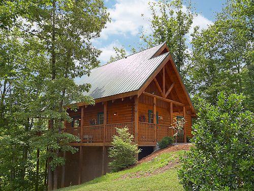 Log cabin rentals Gatlinburg at http://www