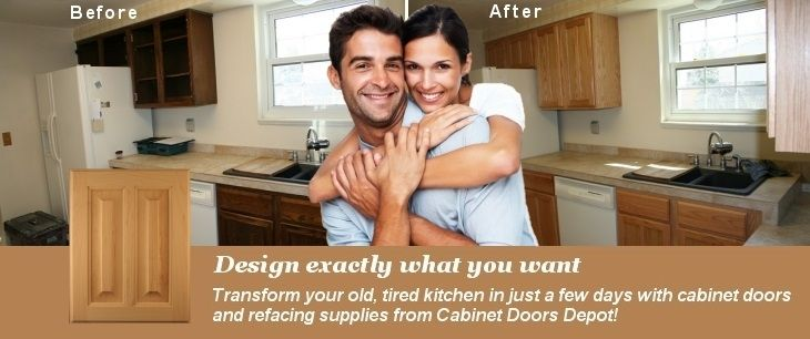Do It Yourself Home Design: Cabinet Doors Depot Do-it-yourself Cabinet Refacing Store