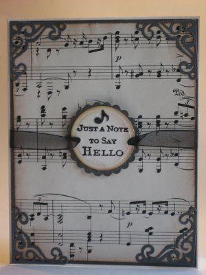Sheet music christmas cards google search diy cards diy sheet music christmas cards google search m4hsunfo