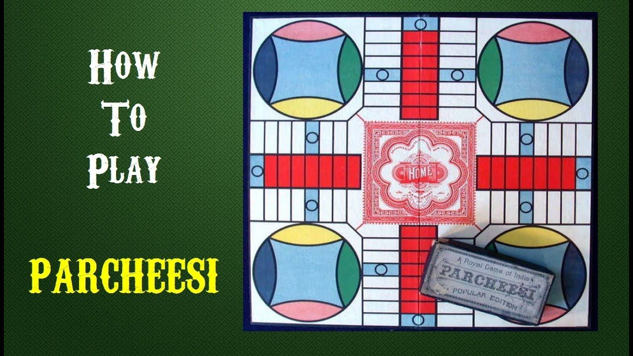 How To Play Parcheesi Board Game YouTube Parcheesi