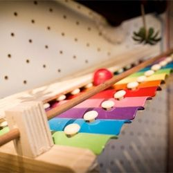 """Tweets for Sweets from Thingking and DraftFCB.The shop window turned Rube Goldberg machine delivers candies in response to tweets, bringing to life the Toyota Etios """"Here to make you smile"""" campaign."""