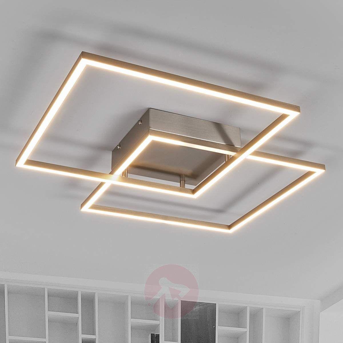 Plafonnier Led Mirac Au Design Interessant Avec Images Plafonnier Led Plafonnier Luminaire Plafond