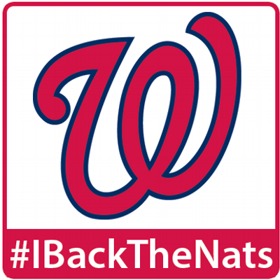 Nationals On Masn Masnnationals Masn The Mid Atlantic Sports Network Official Television Ho Washington Nationals Logo Washington Nationals Embroidery Logo