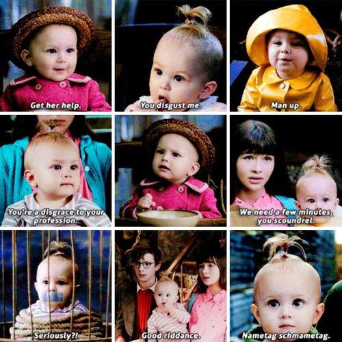 Sunny Baudelaire A Series Of Unfortunate Events Unfortunate