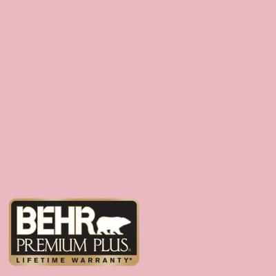 BEHR Premium Plus 1-gal. #M150-2 Peppermint Stick Flat Interior Paint-105001 - The Home Depot