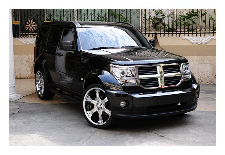 Dodge Nitro I Soooo Want One Autos Camionetas