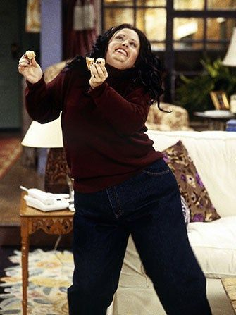 The Problem With Fat Monica