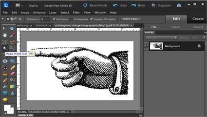 Photoshop Tutorial-Como CREAR inversa saturadas Gráficos - Los gráficos de hadas