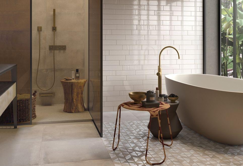 Badkamer Trends Tegels : Tegeltrends voor je badkamer én woonkamer tegel badkamer en