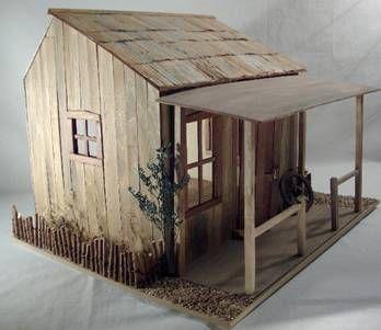 Dollhouse Siding