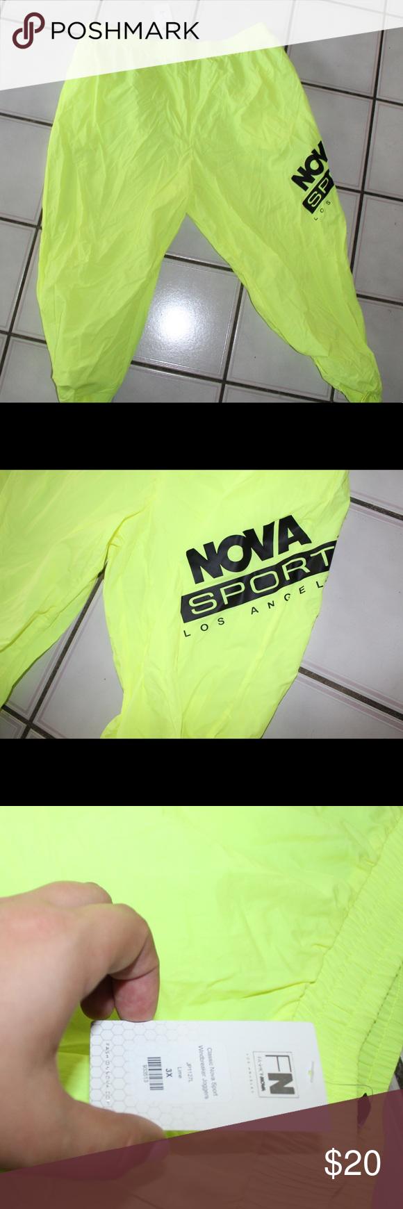 Nova Sport Windbreaker Pants In 2020 Fashion Nova Pants Windbreaker Pants