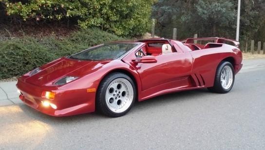 Cars For Sale 2001 Lamborghini Diablo Vt In El Dorado Hills Ca
