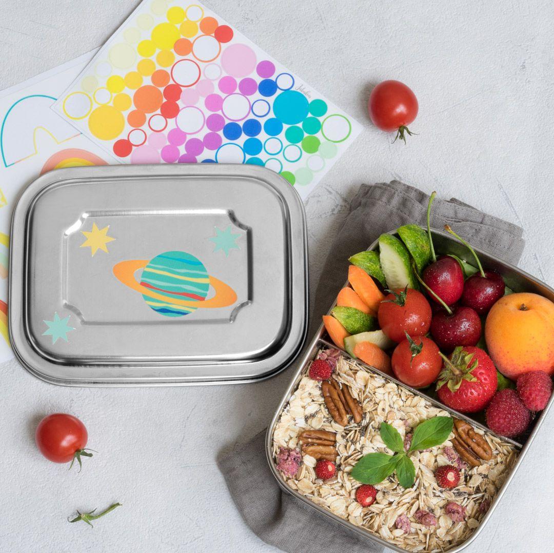 Lekkabox Base 2er 800ml Plastikfreie Lunchbox In 2020 Brotdose Lunchboxen Pausenbrot