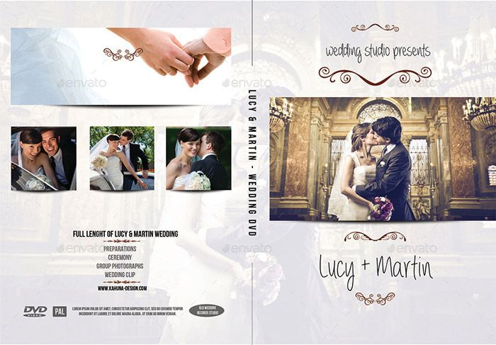 Wedding DVD Cover 2 | DVD Box set | Pinterest | Wedding ...