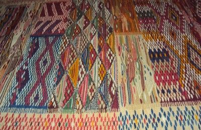 Shopping Morocco, A Trying Tale of Two Carpets