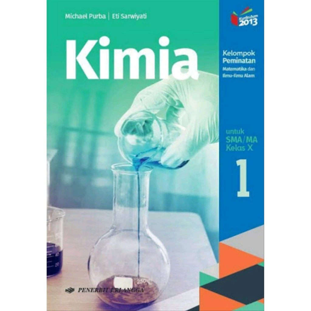 Kunci Jawaban Buku Kimia Kelas 10 Kurikulum 2013