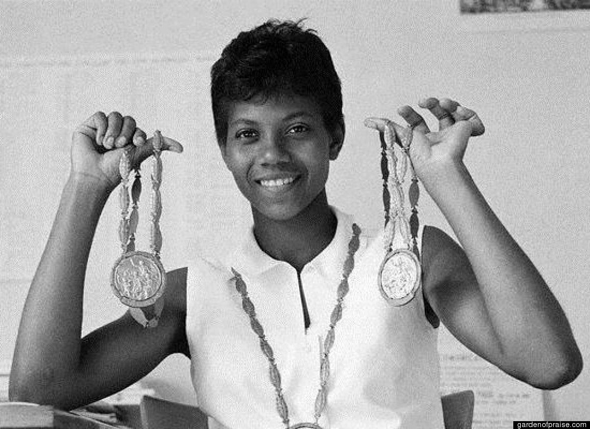 Watch Wilma Glodean Rudolph 4 Olympic medals in athletics video