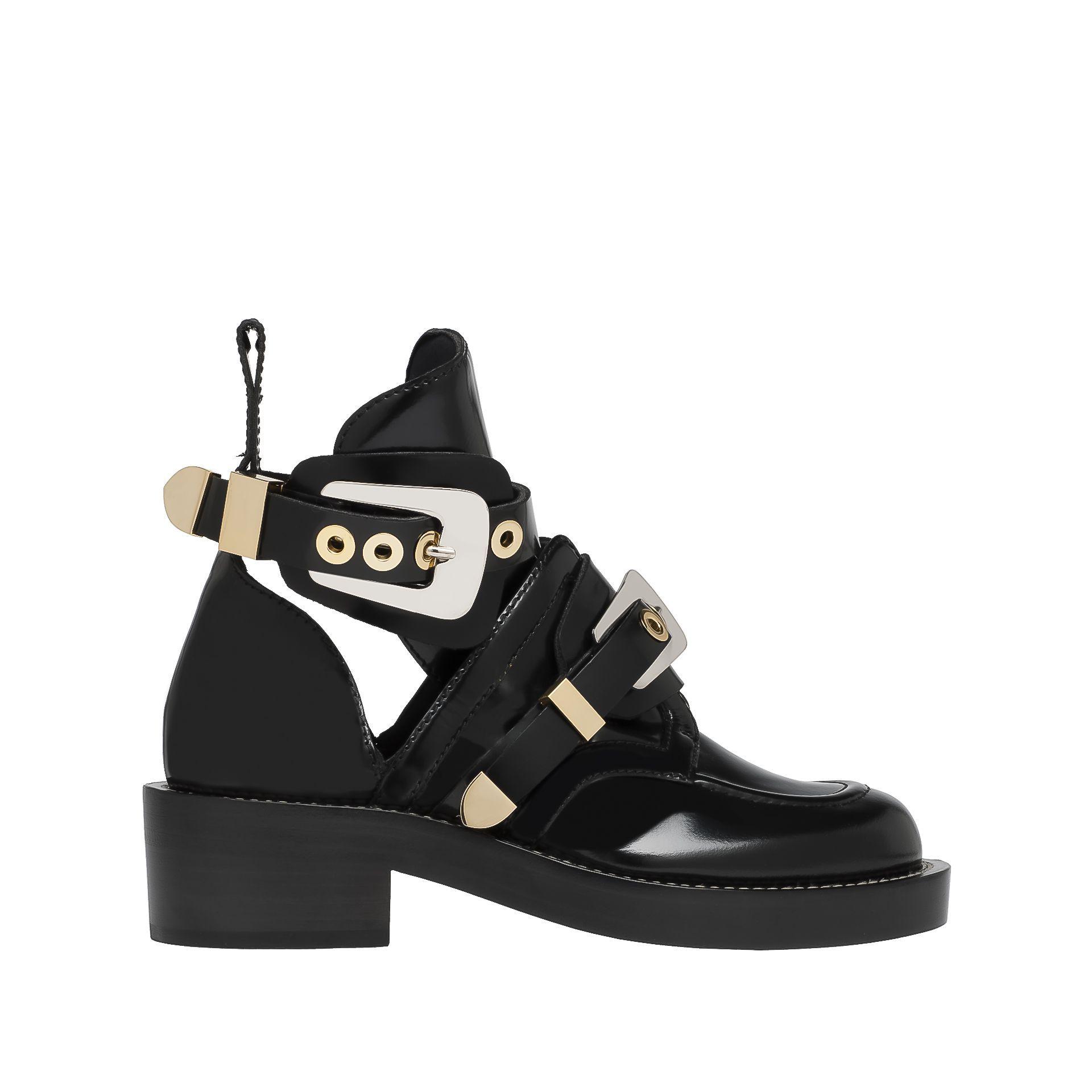 8cd376145b6 Balenciaga Ceinture Ankle Boots Balenciaga - Ankle Boots Women ...