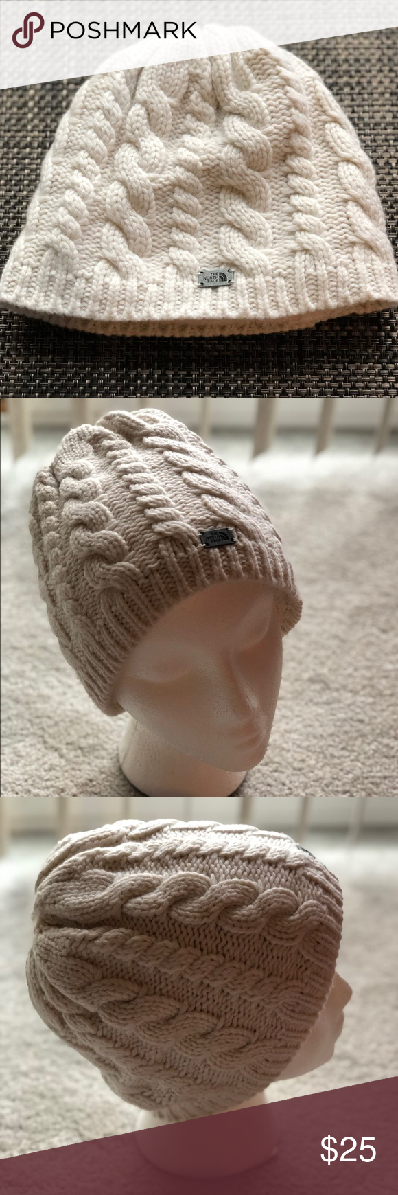 749f09518ad The North Face Women s Fuzzy Cable Beanie Fully lined with super soft flex  fleece. The North Face Other
