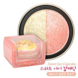 Etude House Sweet Eye Cupcake 03 Peach & Honey http://www.imomoko.com/product_detail.php?ID=4725