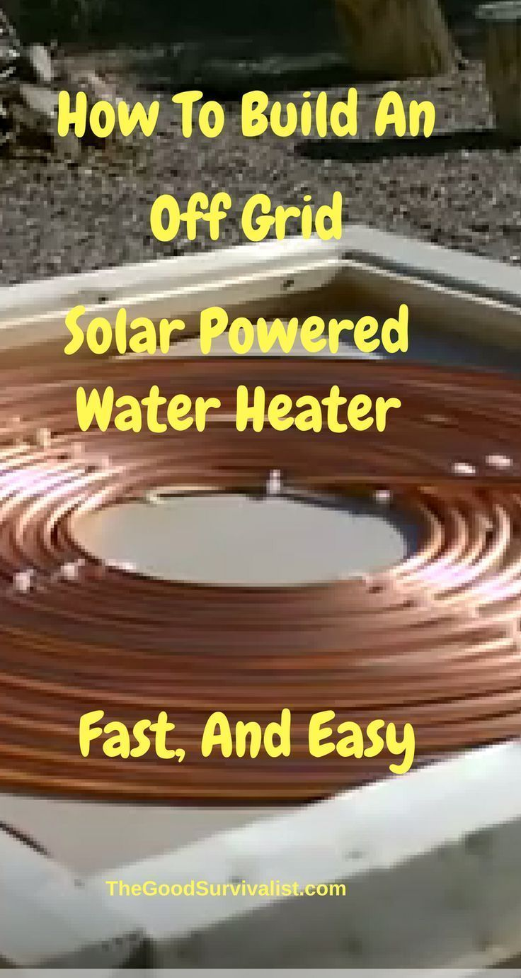 Pin By Richard Conti On Energy Solar Powered Water