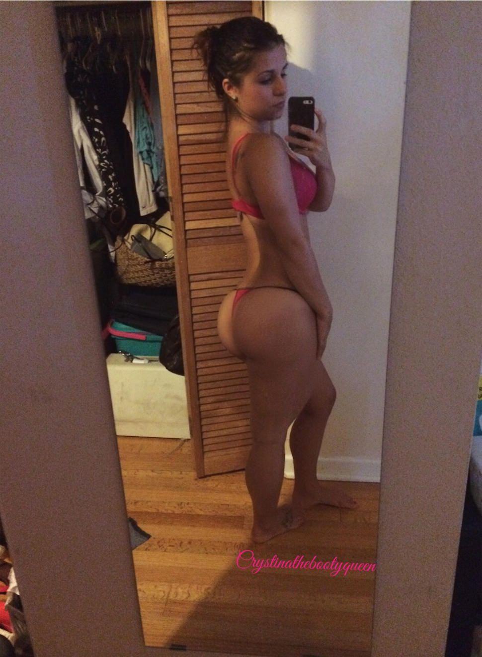 Christina the booty queen porn