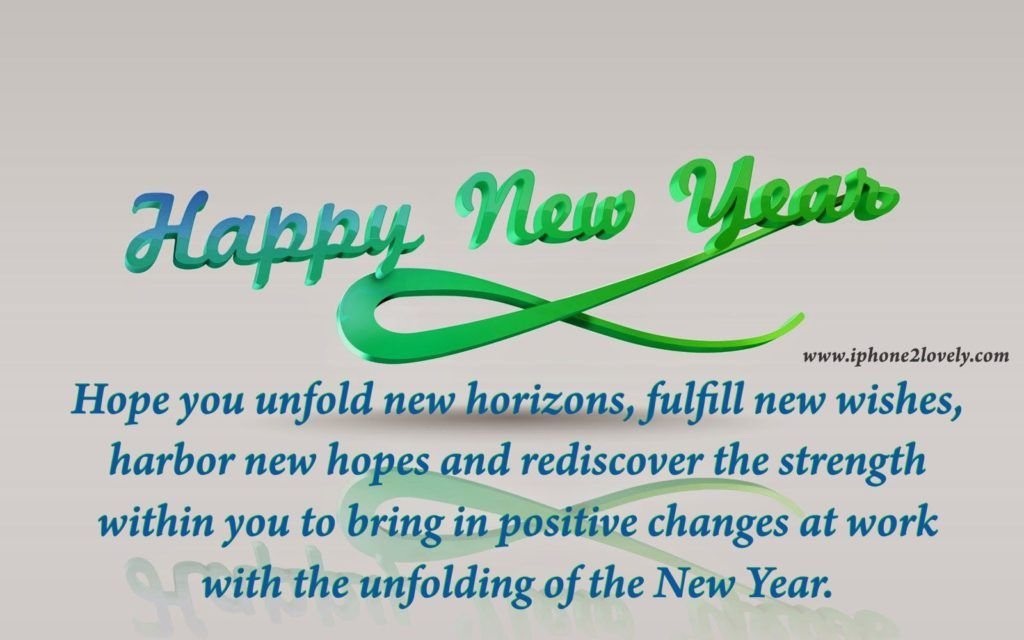 New Year Messages To Office Colleagues | Happy New Year ...