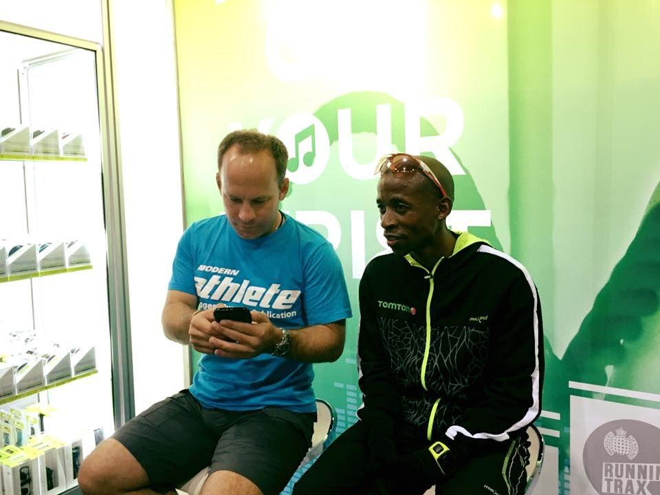 Gift kelehe having an interview with shaun from modern athlete gift kelehe having an interview with shaun from modern athlete negle Images