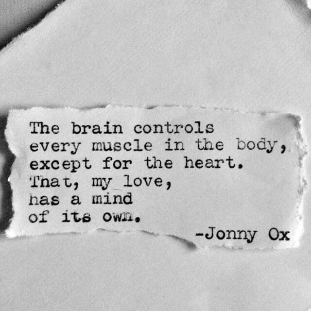 Jonny Ox shared by Erika on We Heart It
