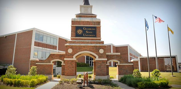 Image result for Grambling State campus